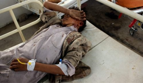 "Napad ""legitiman"", deca masakrirana 1"