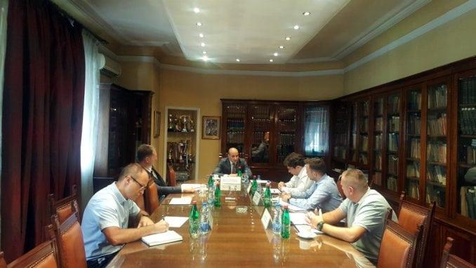 Prvi sastanak radne grupe za unapređenje položaja advokata 4