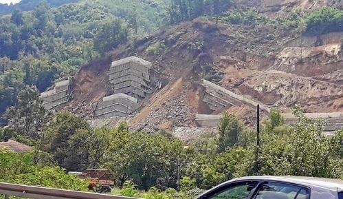 Inženjerska komora: Nismo dobili dokumentaciju o spornom zidu u Grdeličkoj klisuri 2