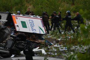 Urušio se most kod Đenove, 35 mrtvih (FOTO) 3