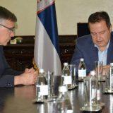 Dačić: Intenziviran politički dijalog sa Belgijom 1