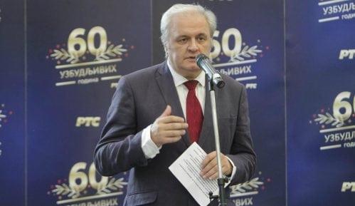 Bujošević: RTS je institucija pristojne i normalne Srbije (VIDEO) 2