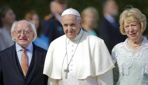 Papa: Stidim se neuspeha crkve povodom slučajeva zlostavljanja 15