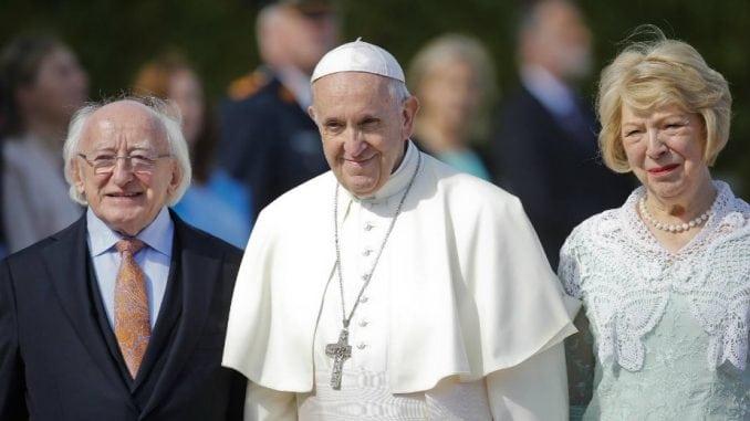 Papa: Stidim se neuspeha crkve povodom slučajeva zlostavljanja 1