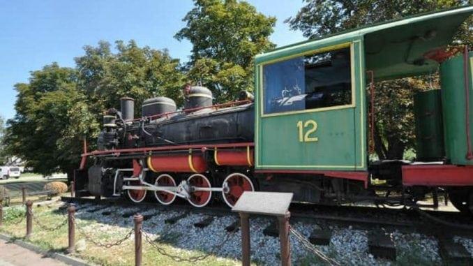Parne lokomotive i mašine kao spomenici 1