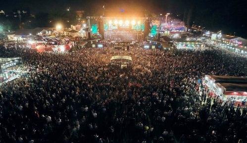 Više od pola miliona ljudi posetilo 16. Belgrade Beer Fest 7
