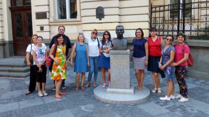 """Turistička tura """"Ljubavna šetnja Beogradom"""" 1"""
