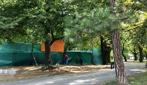 Javno.rs: Na Kalemegdanu se ponovo zida 12