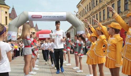 """Plazma podržao """"Sportske igre mladih"""" 5"""