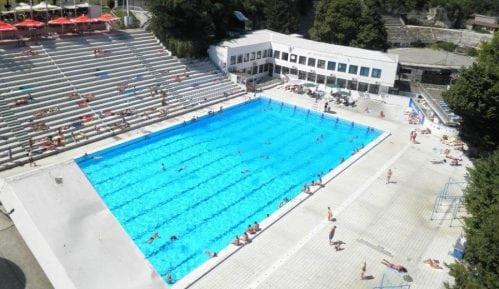 Bezbedna voda na bazenima i otvorenim kupalištima u Beogradu 12