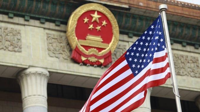 Kina ocenila američke sankcije Hongkongu kao varvarske 2