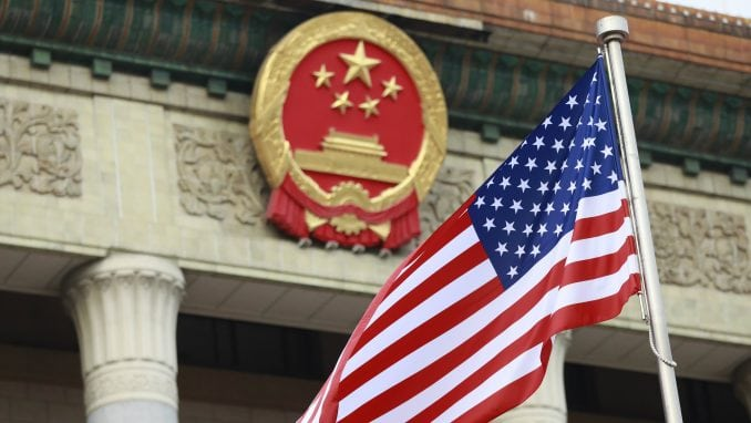 Tehnološki hladni rat Kine i Amerike 2