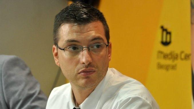 Pinter: Azdejković zloupotrebljava svoje članstvo u UNS 1