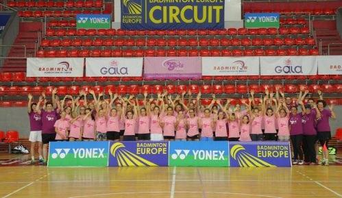 Međunarodni kamp za devojčice u badmintonu 6