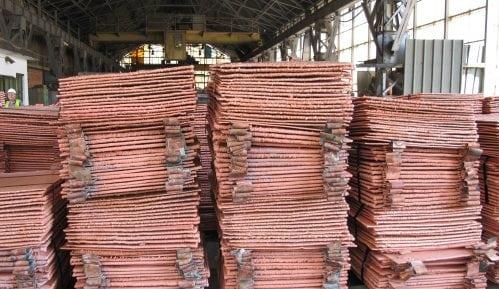 Bor: Otpremljeno 750 tona bakra 7