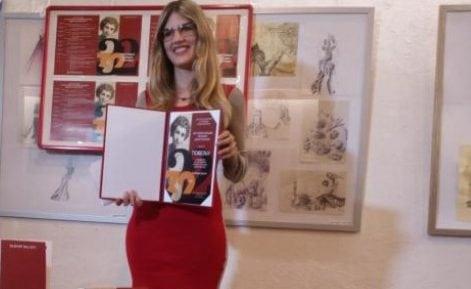 Brankova nagrada za poeziju Barbari Delać 14