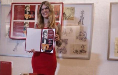Brankova nagrada za poeziju Barbari Delać 1