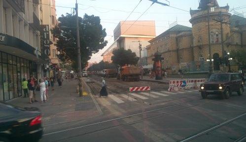 Ulica kralja Milana zatvorena za saobraćaj 3