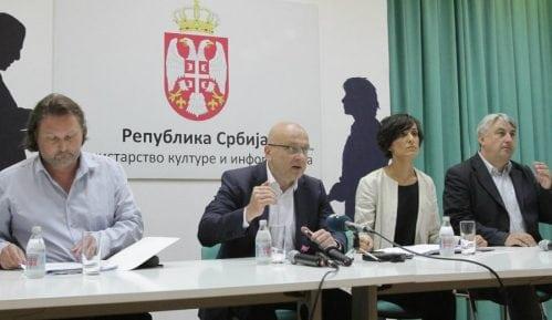 Vukosavljević: Ispituje se bezbednost Narodne biblioteke 14