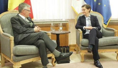 Oproštajna poseta belgijskog ambasadora 13