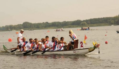 Dve bronze na Evropskom prvenstvu u dragon boat-u u Brandenburgu 8