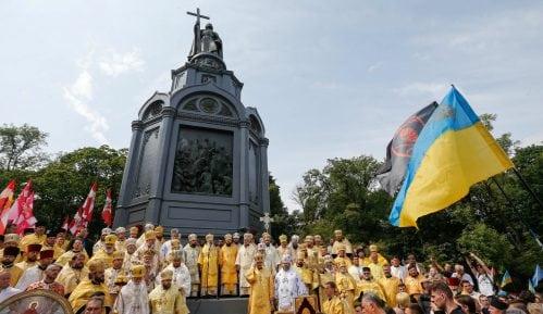 Ukrajinci iščekuju odvajanje od Ruske pravoslavne crkve 7