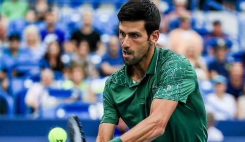 Novak Đoković u šestom finalu Sinsinatija 12