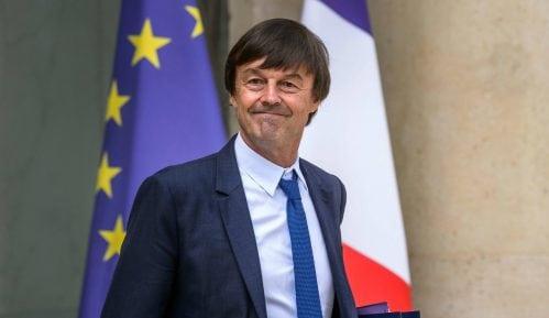 Ostvavka francuskog ministra preko radija 14