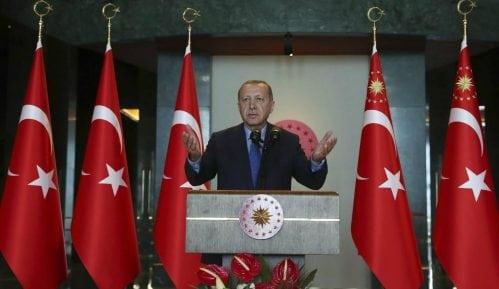 Erdogan: Turska je pod ekonomskom opsadom 2