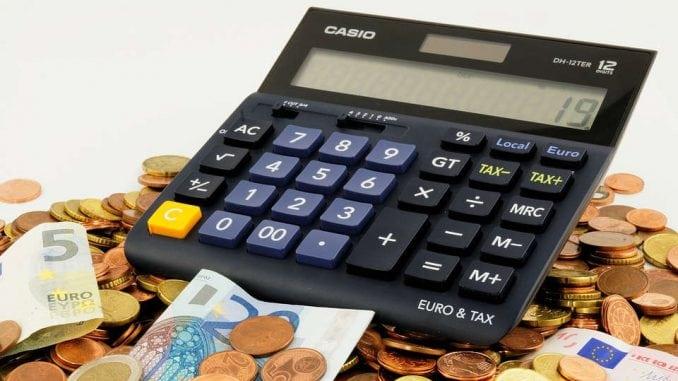 Polovina troškova ode na kuću, hranu i prevoz 1