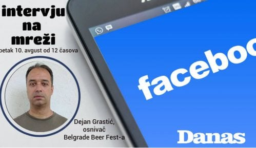 Osnivač Beer Fest-a odgovara na pitanja građana na Fejsbuku 13