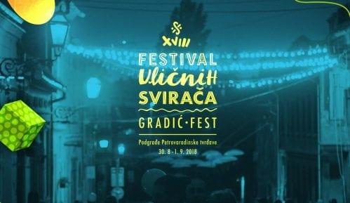 Festivala uličnih svirača - Gradić fest od 30. avgusta na Petrovaradinu 9