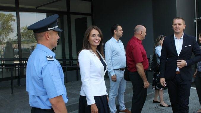 Kuburović i Grubeša obišli novoizgrađeni Kazneno-popravni zavod u Pančevu 4