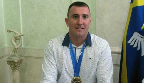 Paraatletičar Miloš Zarić osvojo zlato u Berlinu 13
