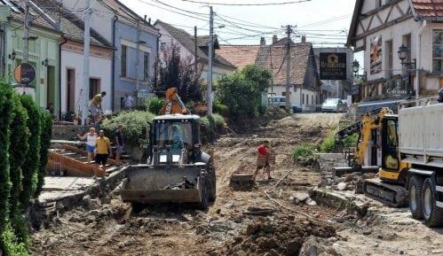 Vesić najavio završetak Njegoševe u Zemunu i obnovu Gardoša 9