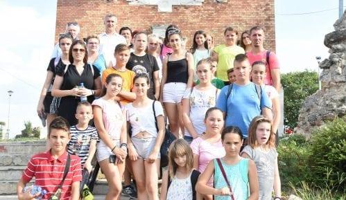 Osnovci iz Hrvatske na Regionalnoj letnjoj školi srpskog jezika u Zemunu 8