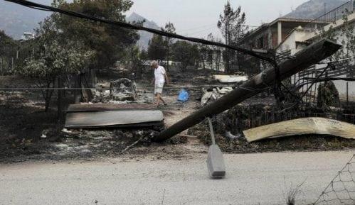 Još jedna žrtva požara kod Atine 12