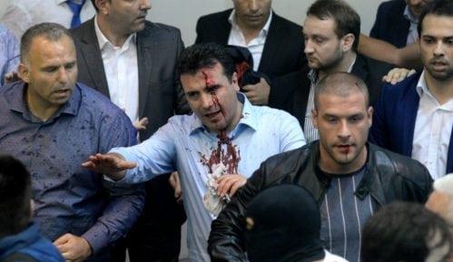 Počelo suđenje za nasilje u Sobranju u aprilu 2017. 2