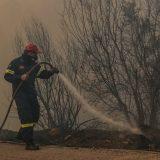 Evakuacije u blizini Atine zbog šumskih požara 18