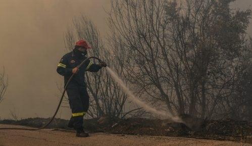 Požari na severu Kosova 3
