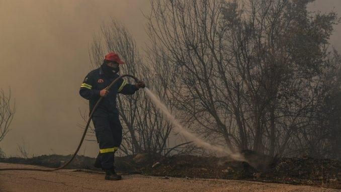 Požari na severu Kosova 1