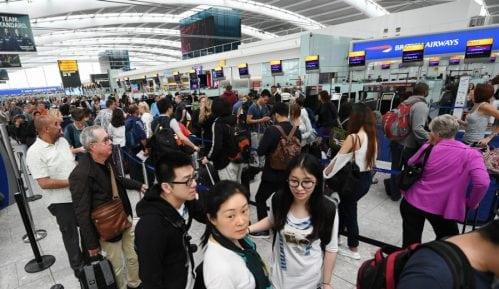 Otkazan planirani štrajk zaposlenih na londonskom aerodromu Hitrou 1