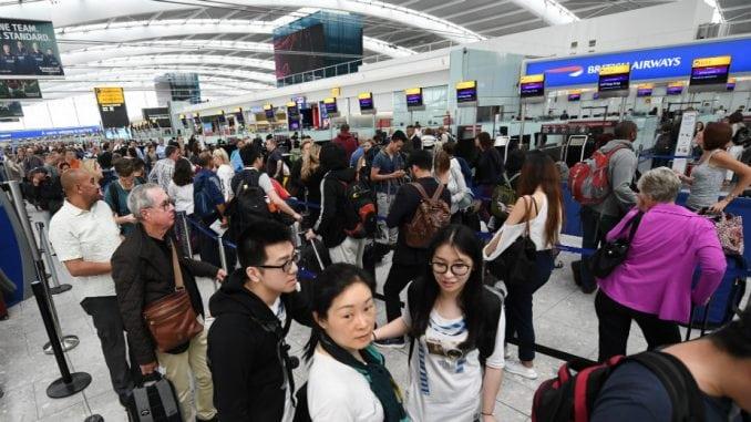 Otkazan planirani štrajk zaposlenih na londonskom aerodromu Hitrou 2