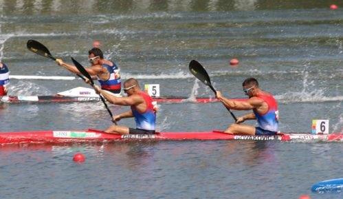 Holpert u finalu, srpski četverci u polufinalu 12