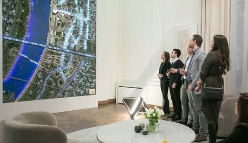 Belgrade Waterfront predstavlja projekte u Galeriji Progres 7