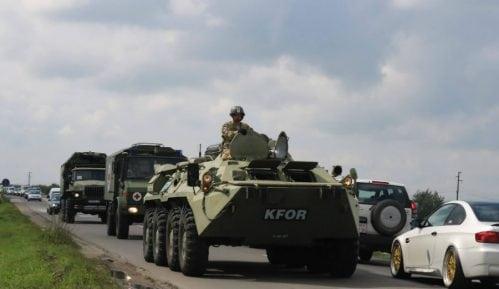KFOR najavljuje pokrete trupa i vežbe u različitim sredinama na Kosovu 11