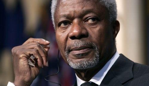 Sedmodnevna žalost u Gani zbog smrti Kofija Anana 11