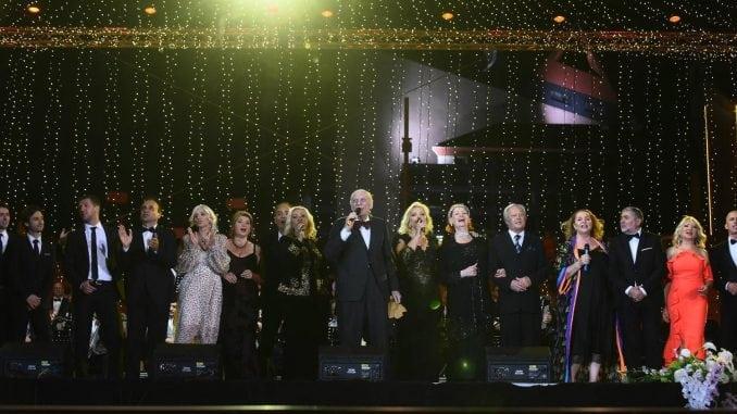 Održan drugi koncert RTS-a na Tašmajdanu 3