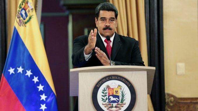 Maduro pojačava patrole civilne zaštite 1