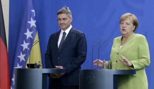Merkel: Nema promene granica na Balkanu 7